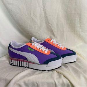 Women's Puma Roma Amor Sneakers 💜